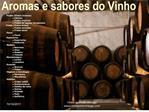 Aromas e sabores do Vinho