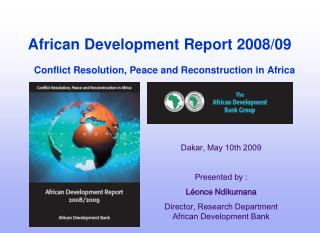 African Development Report 2008/09