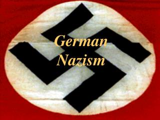 German Nazism
