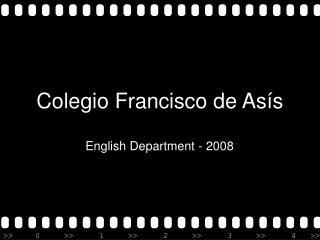 Colegio Francisco de Asís