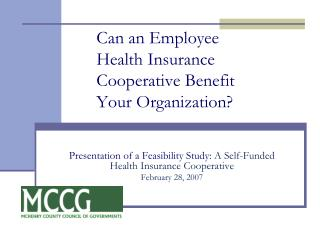 Can an Employee Health Insurance Cooperative Benefit Your Organization?