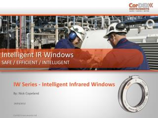 IW Series - Intelligent Infrared Windows