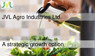 JVL Agro Industries Ltd.
