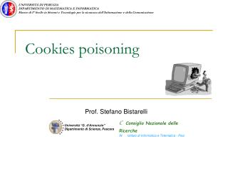 Cookies poisoning