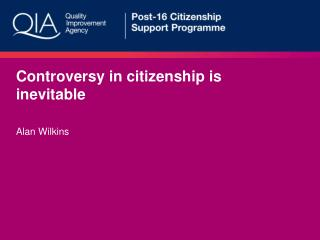 Controversy in citizenship is inevitable