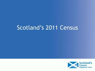 Scotland's 2011 Census