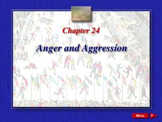 Chapter 24 Anger and Aggression