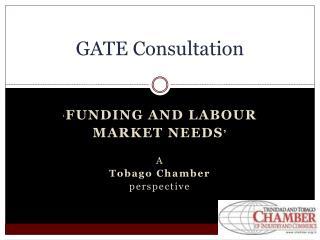 GATE Consultation