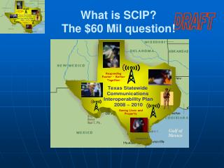 What is SCIP?  The $60 Mil question!