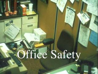 Office Safety