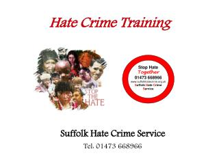 Hate Crime Training
