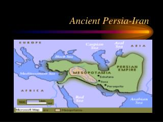 Ancient Persia-Iran