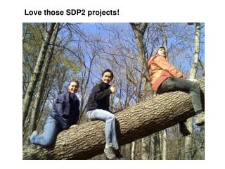 Love those SDP2 projects!