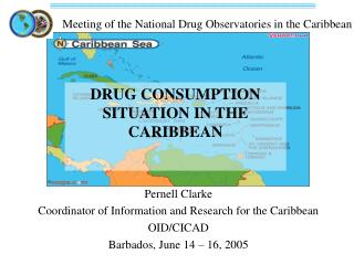 Meeting of the National Drug Observatories in the Caribbean