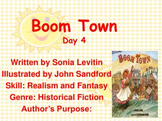 Boom Town Day 4