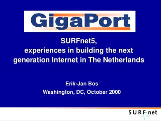 SURFnet5, experiences in building the next generation Internet in The Netherlands