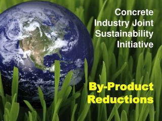 Concrete Industry Joint Sustainability Initiative