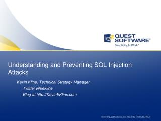 Understanding and Preventing SQL Injection Attacks