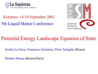 5th Liquid Matter Conference