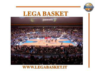 WWW.LEGABASKET.IT