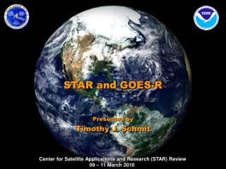 STAR and GOES-R