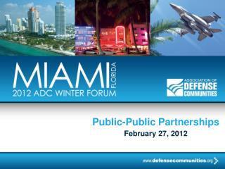 Public-Public Partnerships