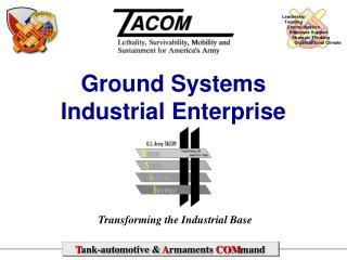 Ground Systems Industrial Enterprise