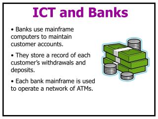 ICT and Banks