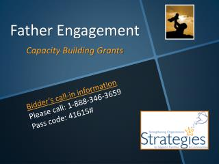 Father Engagement Capacity Building Grants