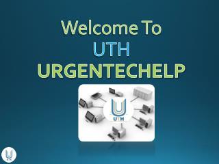 Urgentechelp - PC Troubleshooting Support