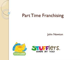 Part Time Franchising