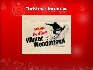 Christmas Incentive