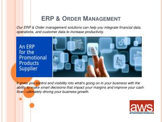 Customized Erp Software Solutions