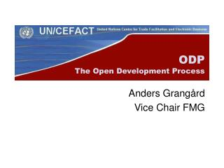 ODP The Open Development Process