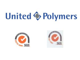 United Polymers s.r.o.   is English (90%)- Czech (10%) company