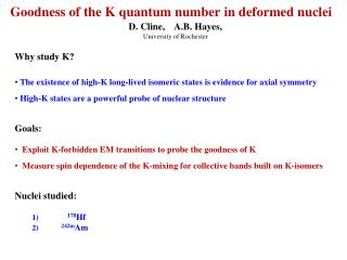 Goodness of the K quantum number in deformed nuclei
