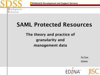 SAML Protected Resources