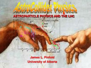 James L. Pinfold University of Alberta