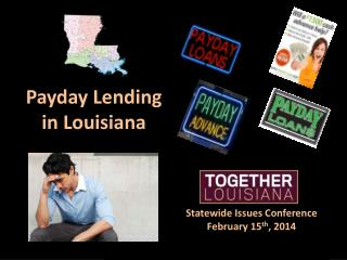 Payday Lending  in Louisiana