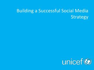 Building a Successful Social Media Strategy