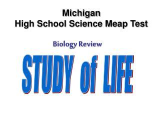 Michigan High School Science Meap Test