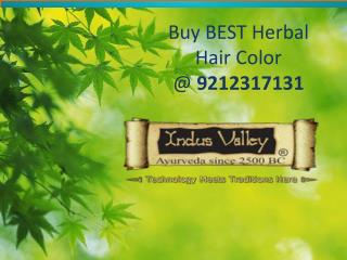 Best Hair Color @ Indus-valley