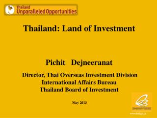 THAILAND is the world's 17 th  largest manufacturer output 28 rd  largest exporter 24 th  largest economy  by    purchas