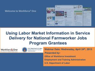 Using Labor Market Information in Service Delivery for National Farmworker Jobs Program Grantees