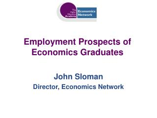 Employment Prospects of Economics Graduates