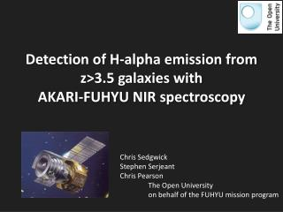 Detection of H-alpha emission from  z >3.5 galaxies with AKARI-FUHYU NIR spectroscopy