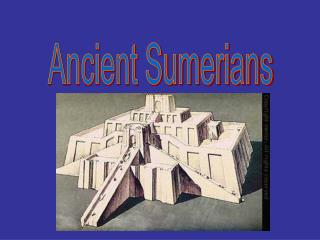 Ancient Sumerians