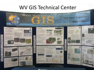 WV GIS Technical Center