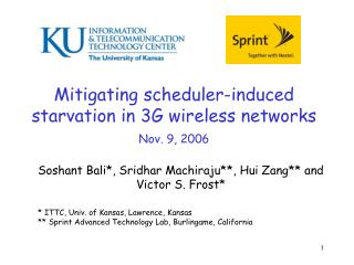 Mitigating scheduler-induced starvation in 3G wireless networks Nov. 9, 2006