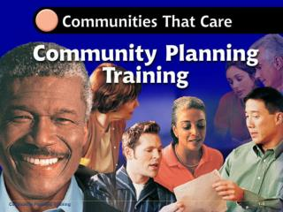 Community Planning Training